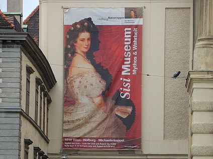 Sisi Museum in Vienna