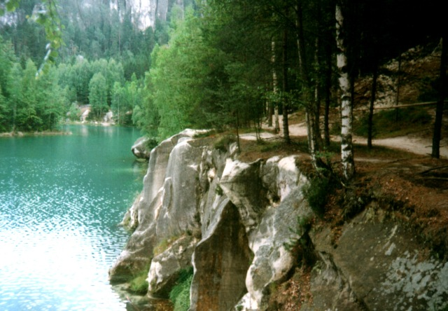 Rock City of Teplice