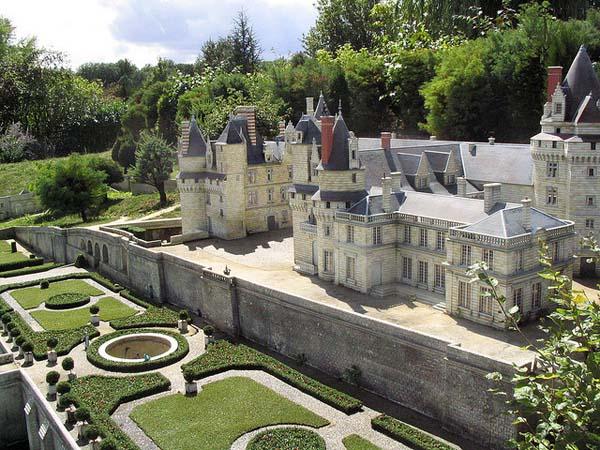 Mini chateaux - Mini castles