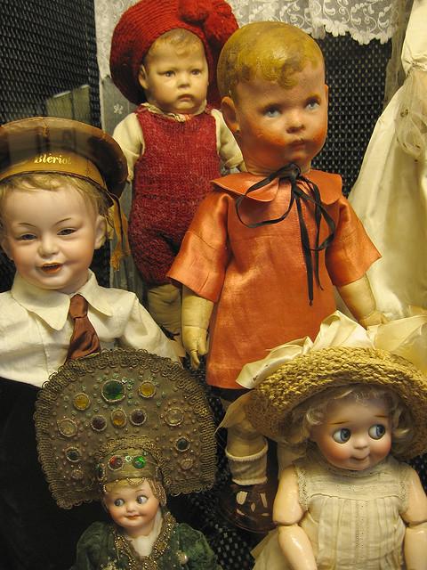 Musee de la Poupee - Doll Museum