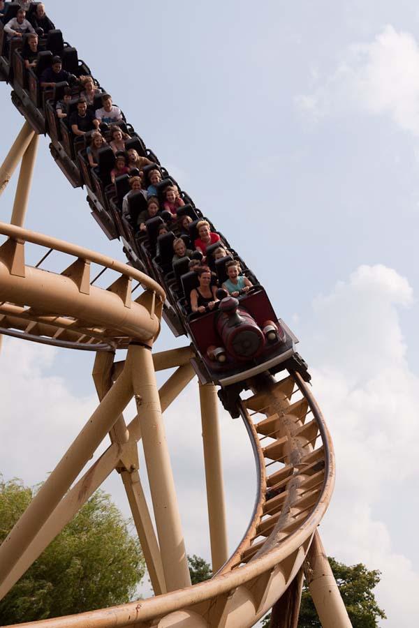 Slagharen Amusement Park