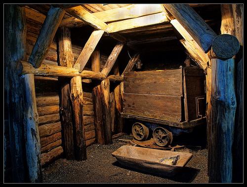 Gold Mine in Złoty Stok