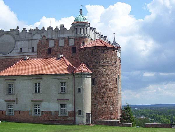 Castle Golub