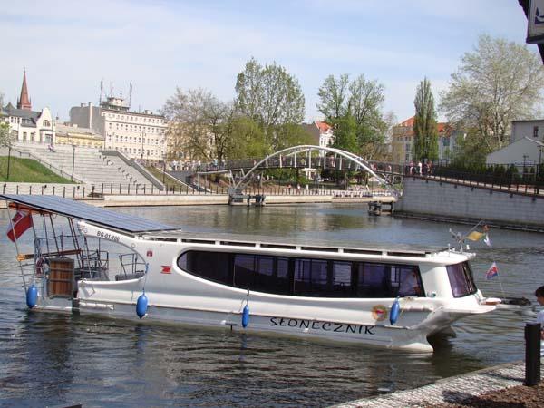 Bydgoszcz Water Tram