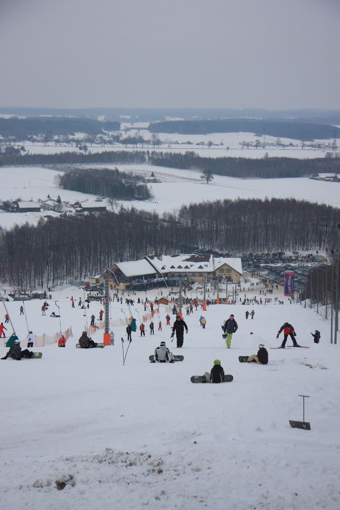 Góra Kamieńsk Ski Slope