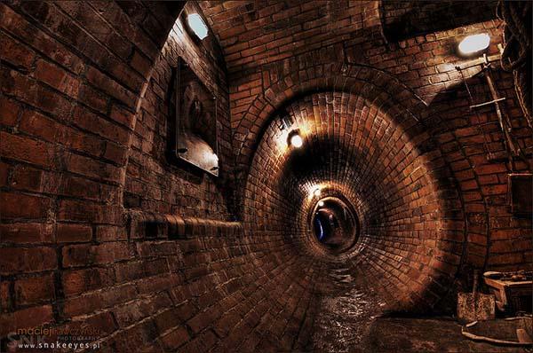 Detka Sewer Museum