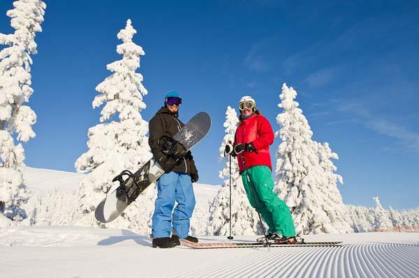 Batorz Ski Slope