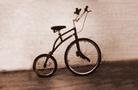 Museum of unusual bikes