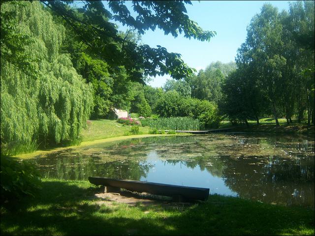 UMCS Botanical Garden in Lublin