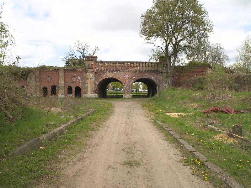 Kostrzyn Fortress