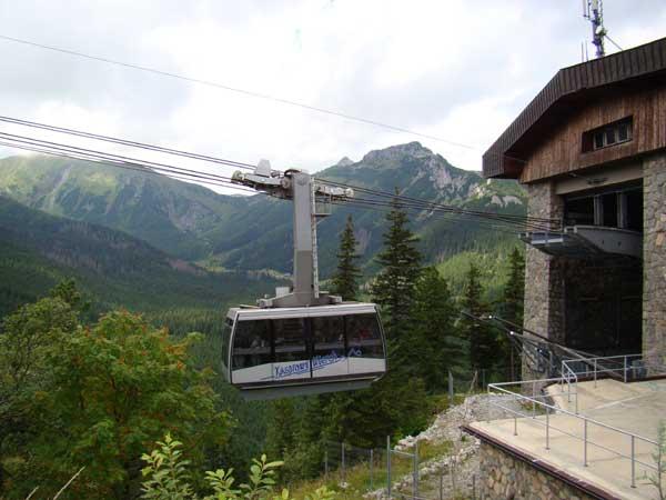 Kasprowy Wierch Cable Railway