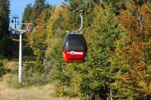 Jaworzyna Krynicka Gondola Lift