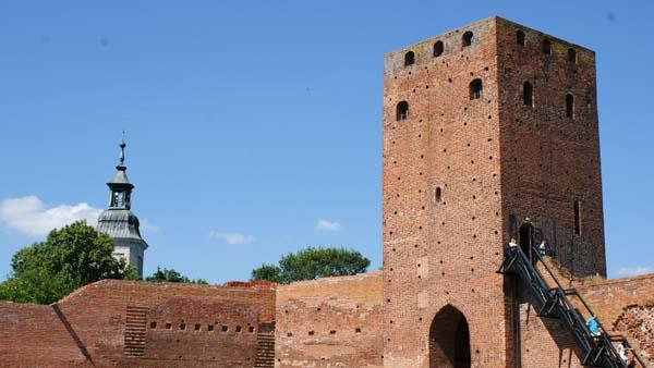 Dukes of Mazovia Castle in Czersk