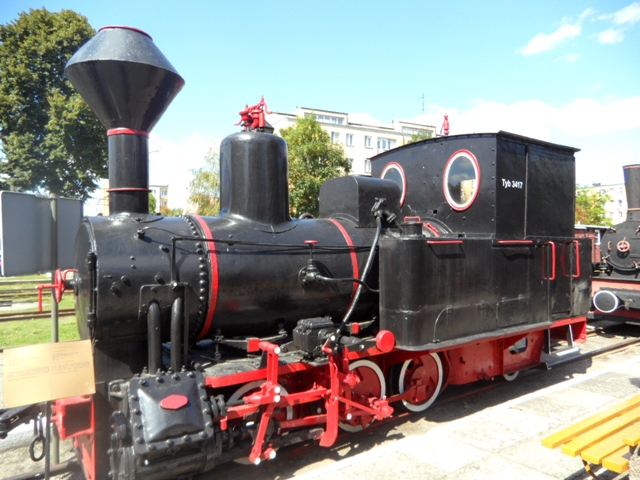 Sochaczew Railway Museum