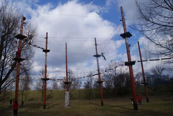 Bielany Rope Park