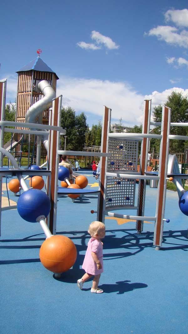 Przy Bażantarni Playgrounds