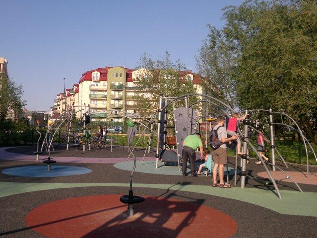 Moczydelko Park