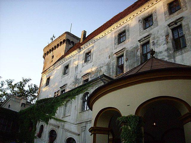 Otmuchow Castle