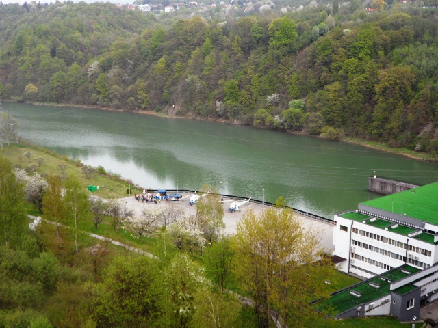 Solina Dam