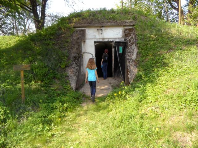 Przemysl Fortress - Fort XII Werner