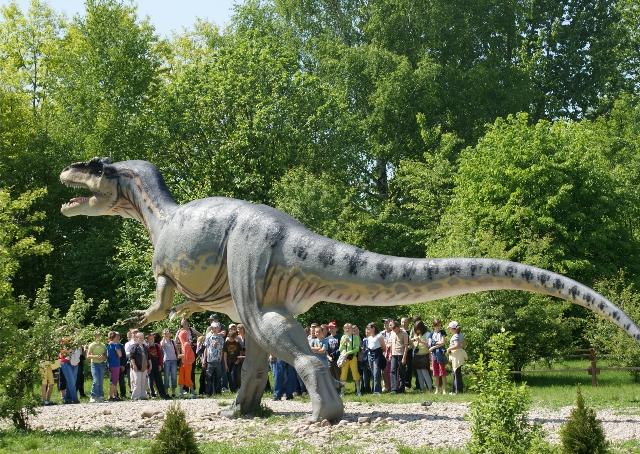 Jurassic Dino Park
