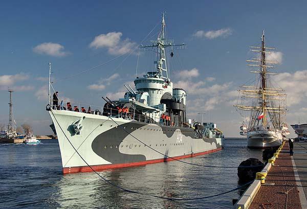Blyskawica Museum Ship