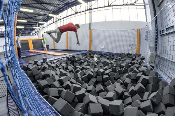 Jumpcity trampoline park