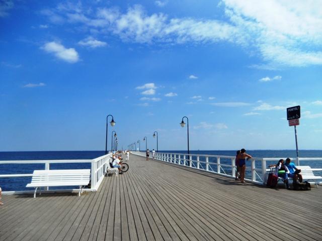 Orłowo Pier