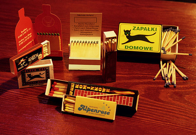 Matches Production Museum
