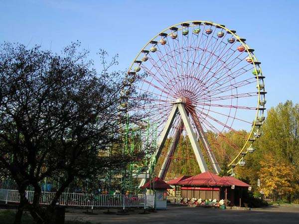 Amusement Park in Chorzów
