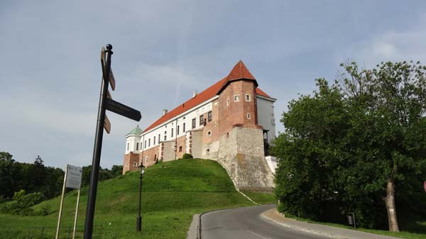 Sandomierz Royal Castle