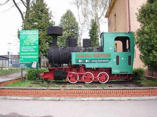 Narrow-gauge railway of Ełk