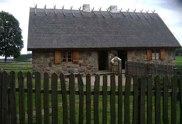 Folk Architecture Museum - Ethnographic Park in Olsztynek