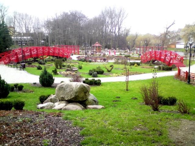Japanese Garden Gryfice