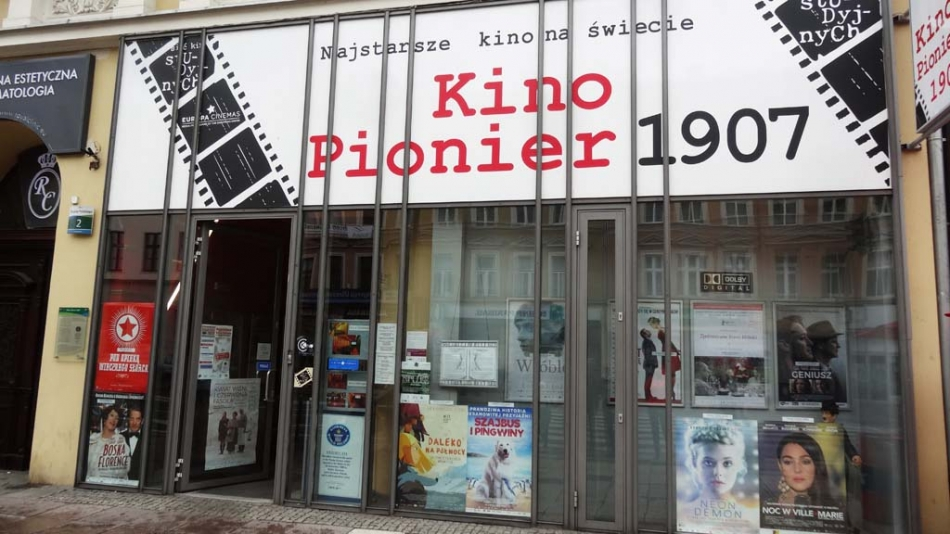 The world's oldest cinema