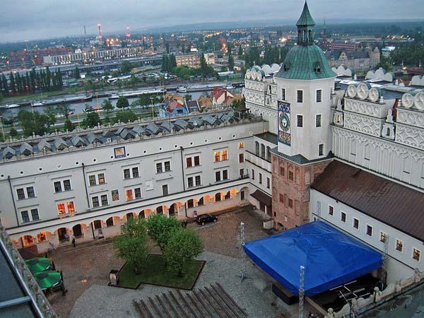 Castle of Pomeranian Dukes in Szczecin