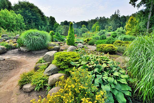 Dendrological Garden in Przelewice