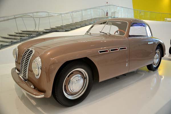 Museum House of Enzo Ferrari