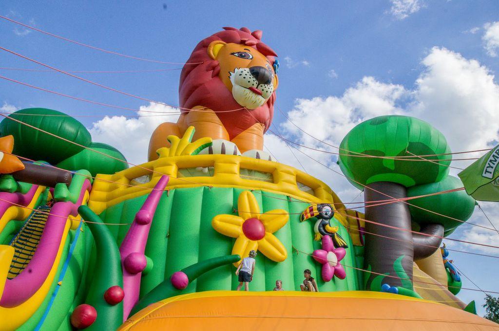 Nowa Holandia Family Amusement Park