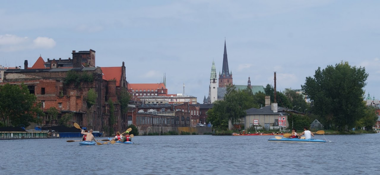 Venice of Szczecin