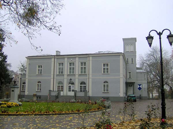 Chopin Centre in Szafarnia