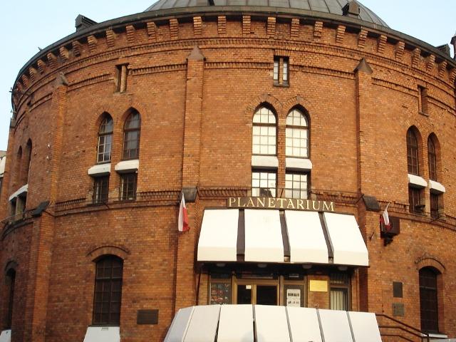 Planetarium im. Władysława Dziewulskiego w Toruniu
