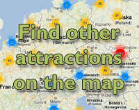 Find other attractions on the map