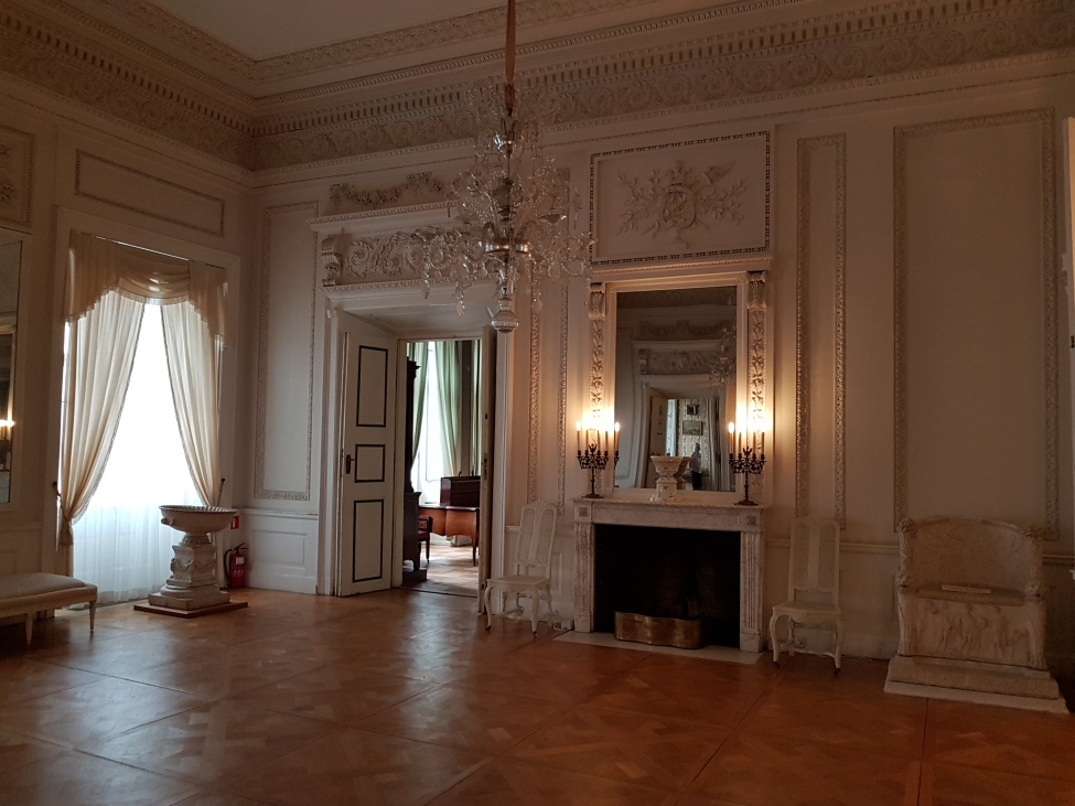 Okolice Warszawy: Pałac w Nieborowie