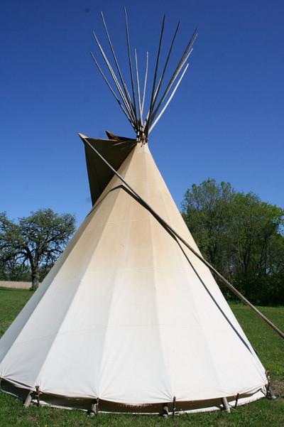 Wioska indiańska Tatanka