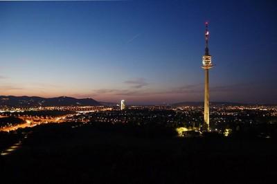 Wieża Dunajska (Donauturm)