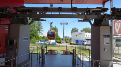 Cable Railway at the Technical University of Wroclaw