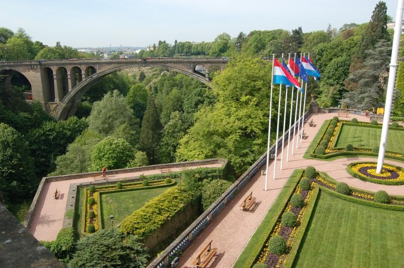 Twierdza Luksemburg - fortyfikacje