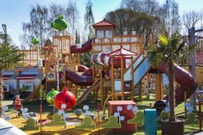 Angry Birds Land - Sarkanniemi Adventure Park