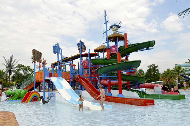 Aquasplash Marineland Waterpark